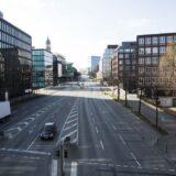 Hamburg, 28-03-2020.Rodingsmarkt U-3 StationPhoto by Antonino Condorelli