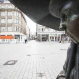 Hamburg, 28-03-2020.Empty places in HannoverPhoto by Antonino Condorelli